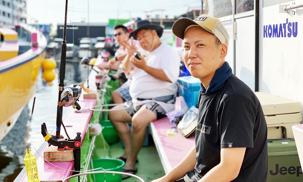 【余談編】Lofty代表の10数年ぶり海釣り体験!!!